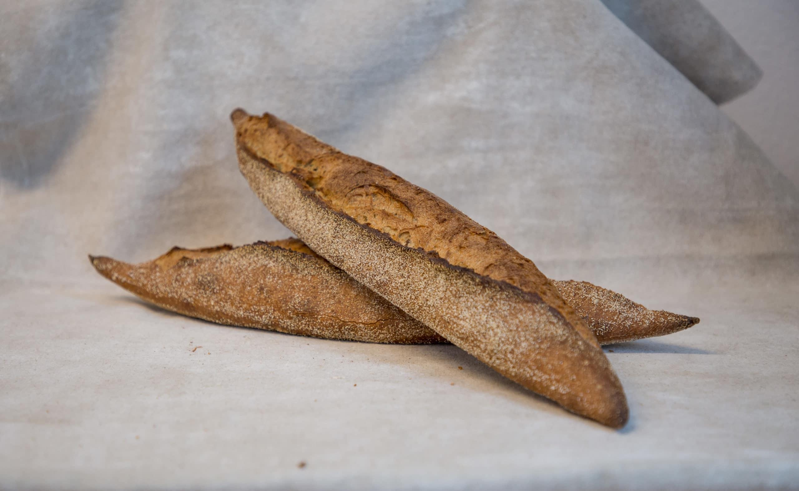 Nouveau : La Bigoud'ic, la baguette au bon goût de sarrasin