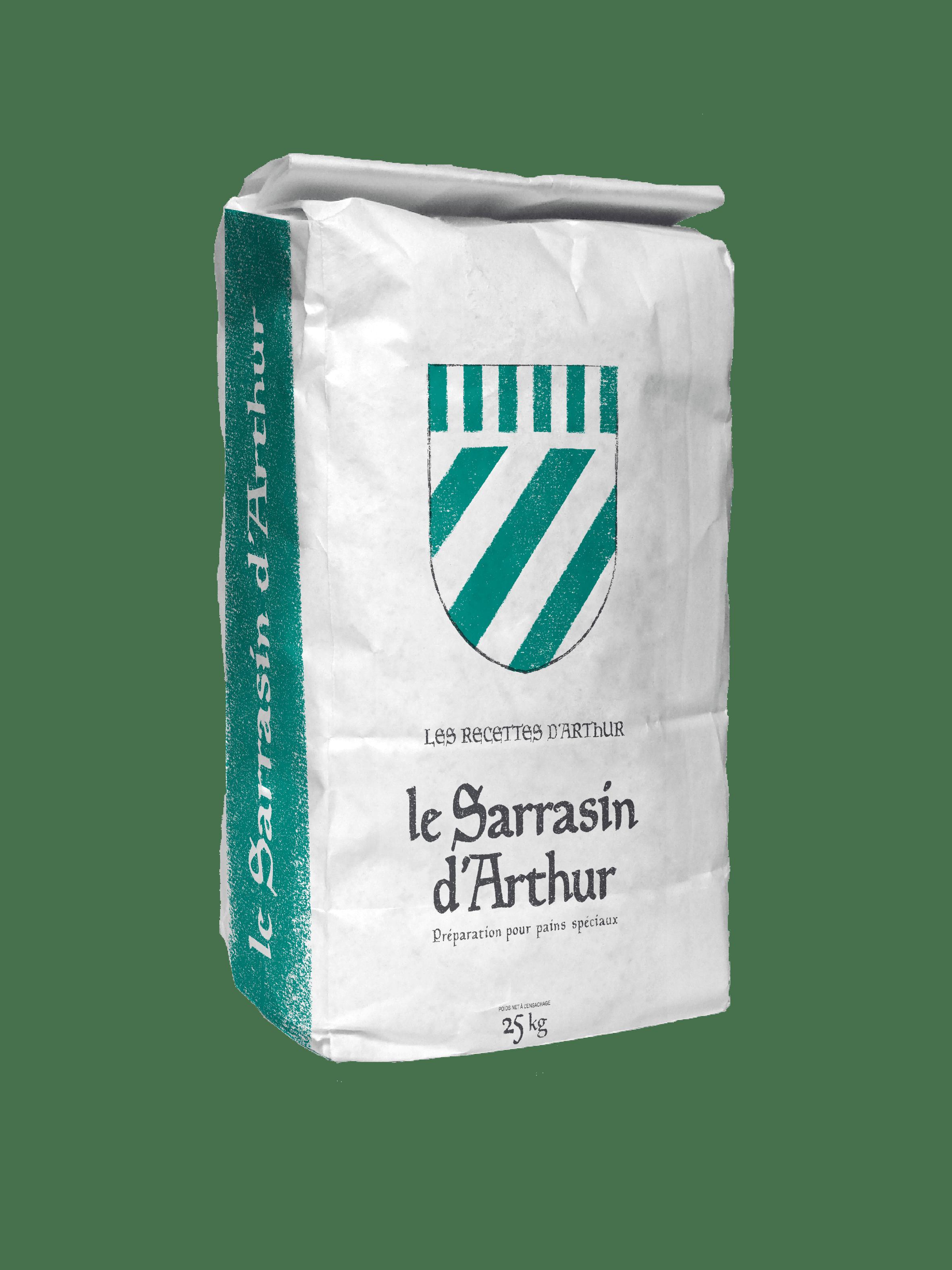 Farine Le Sarrasin d'Arthur